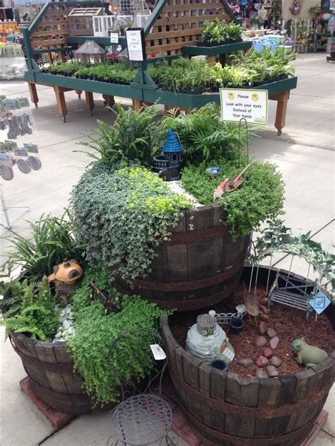 Fairy Garden In Containers Looks Pretty Easy Miniature Mini Garden Ideas