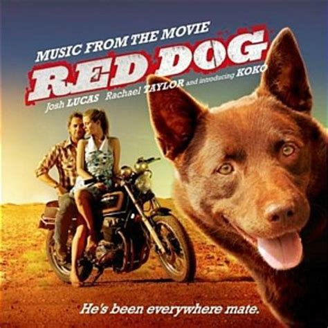 film blue soundtrack red dog original soundtrack songs reviews credits