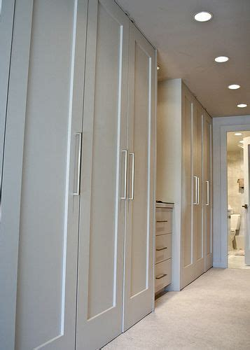 Ideas For Mirrored Closet Doors Watergate Remodel Custom Closet Doors Interiors Bedrooms Shaker Style Door