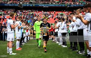 Fa Vase Finals Hereford Fc V Morpeth Town Afc The Fa Vase Final The Fa