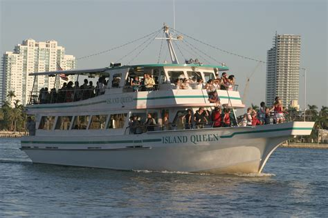 island queen boat island queen boat tour included with go miami card flickr