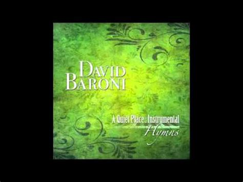 A Place David Baroni Turn Your Upon Jesus From A Place Hymns Instrumental