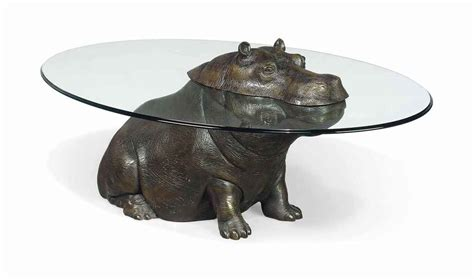 Mark Stoddart Cheeky Hippo Occasional Table 2001 Hippo Coffee Table
