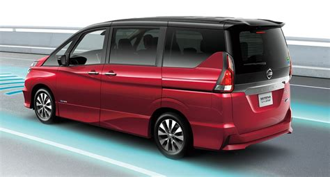 nissan debuts all new serena in japan