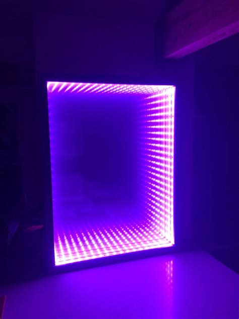 how to make infinity lights best 25 diy infinity mirror ideas on led