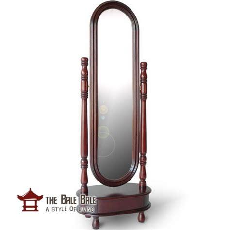 Cermin Yang Panjang cermin kayu ckj001 mebel jati minimalis mebel jati