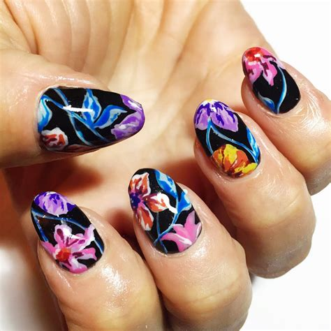 12 cool summer nail designs easy summer manicure ideas