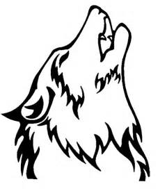 wolf stencil template tattoos book 2510 free printable stencils wolf