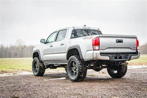 Toyota Tacoma 4 Inch Lift Kit 4in Toyota Suspension Lift Kit 2016 Tacoma 4wd Rough100