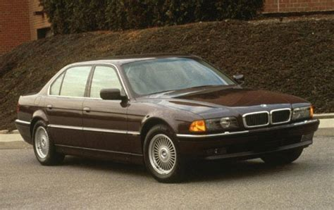 1996 bmw 7 series information and photos momentcar 1996 bmw 7 series information and photos zombiedrive