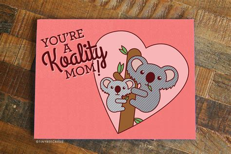 mom cards funny mother s day card koality mom card for