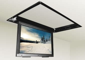Ceiling Mount For Tv Drop Ceiling - motorized drop ceiling tv bracket
