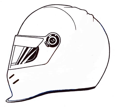 Helmet Coloring Pages free on bike helmet coloring pages