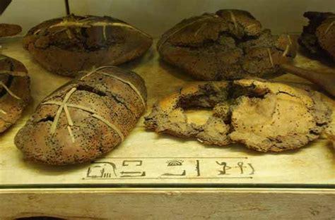 alimentazione degli ebrei resti di pagnotte mummificate sono stati trovati in