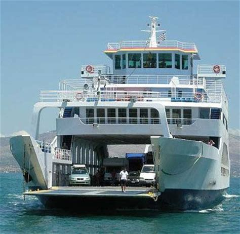 upper boat car dealers 2007 double ended day pax car ferry power boat for sale