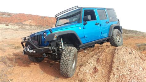 Lifted Jeep Wrangler Unlimited Rubicon 1c4bjwfg1fl677157 Jeep Wrangler Rubicon Unlimited