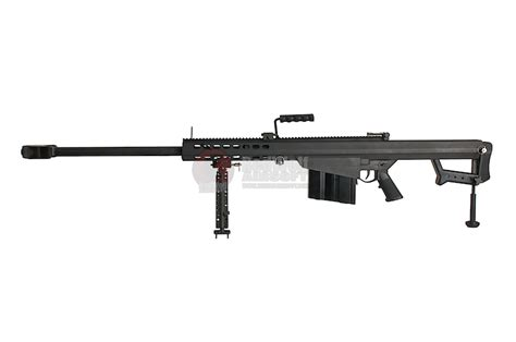 Airsoft Gun Sniper Barret M107 socom gear barrett m107 gas blowback shell ejecting sniper rifle 8mm buy airsoft sniper