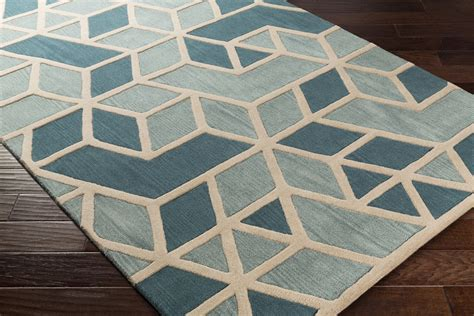 5x8 Designer Modern Contemporary Transitional Modern Area Rug