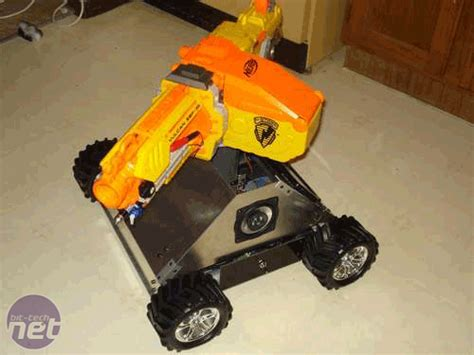 nerf remote tank with remote vehicles bit tech