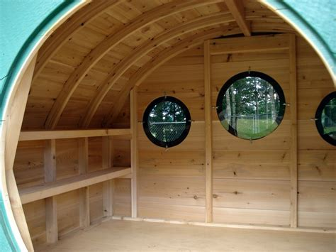 hobbit hole playhouses  owner builder network