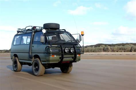 mitsubishi delica off road custom 4wd mitsubishi delica van off road trucks