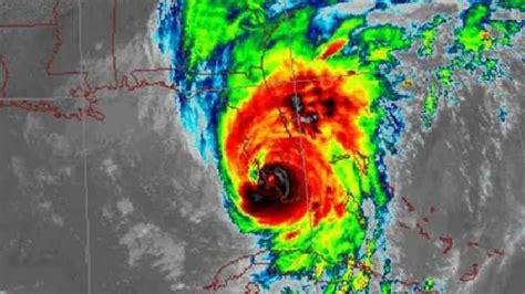hurricane irma landfall hurricane irma makes landfall in florida as one news