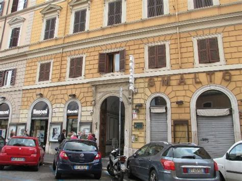 Hotel Kriss Rome Italy Europe front of hotel picture of hotel sonya rome tripadvisor