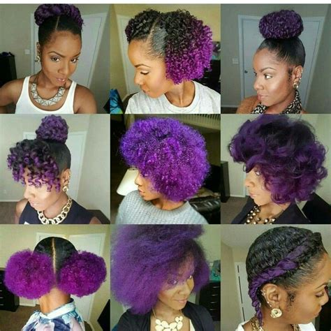 four all so easy natural hairstyles for long hair have a good 34970 best natural hair growth images on pinterest