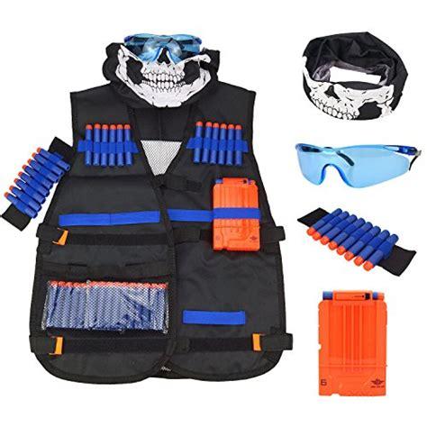 nerf car gun tactical vest kit for nerf guns n strike elite series
