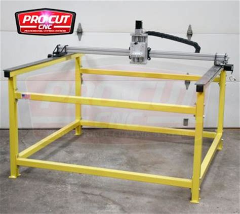 procutcnc 4x4 plasma router cutting table kit plasma cnc