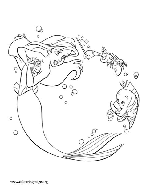 little mermaid and friends coloring pages the little mermaid ariel and her friends making music