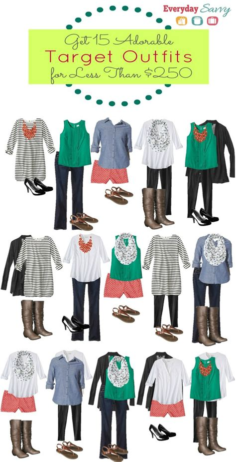 Wardrobe Mix And Match Ideas by 15 Mix And Match Ideas From Target