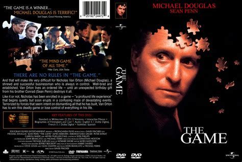 film quiz dvd the game movie dvd custom covers 43thegame cstmmlvc