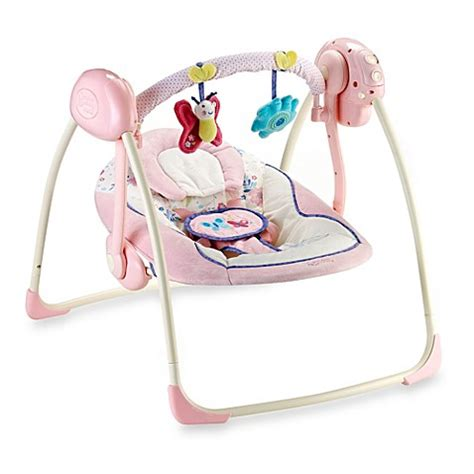 comfort and harmony portable swing buy comfort harmony portable swing in penelope petals