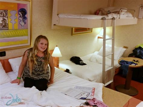 pullman beds carnival cruise liberty ship balcony cabin