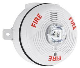 System Sensor Ceiling Mount Horn Strobe by System Sensor Pc2whk Spectralert 174 Advance Outdoor Horn