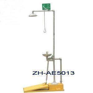 Faucet Mounted Eyewash Station Emergency Shower And Eyewash Station Requirements Hazmat