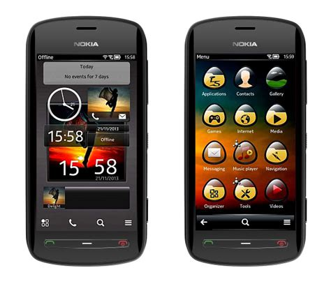 theme editor n8 delight custom firmware v1 4 now out for the nokia 808