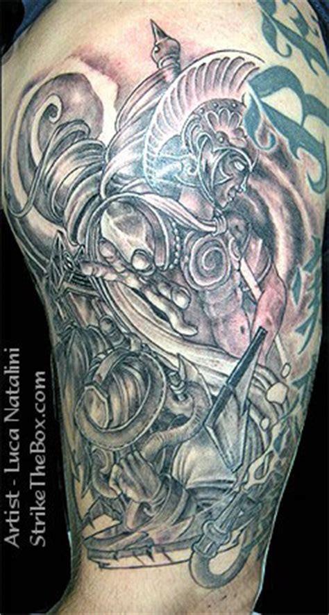 tattoo artist luca natalini