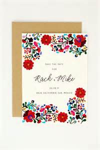 25 best ideas about mexican wedding invitations on colorful wedding invitations