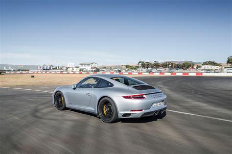 Porsche Gts 2017 Porsche 911 Gts Drive Motor Trend
