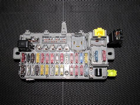 93 94 95 96 97 Honda Del Sol Oem Interior Fuse Box Honda
