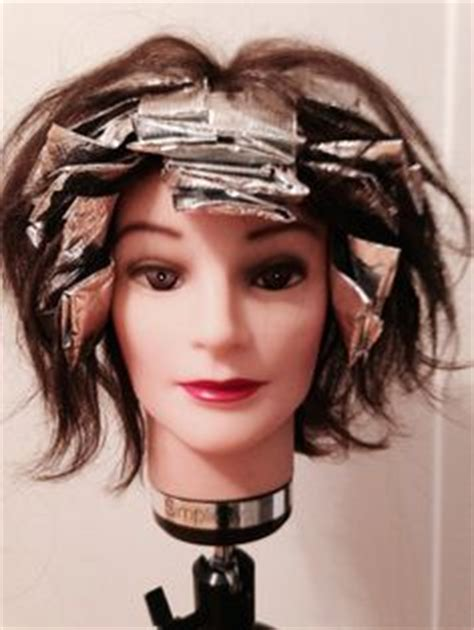 sectioning hair for a partial highlight pinterest discover and save creative ideas