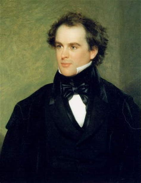 nathaniel hawthorne american writer biography the scarlet letter young nathaniel