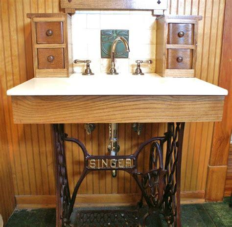 Meja Jahit 6 furniture unik dari mesin jahit bekas jual beli