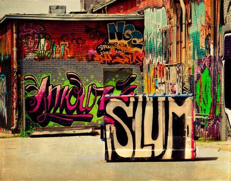 hip hop street wall painting   fun