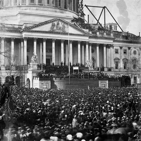 abraham lincoln s inaugural address