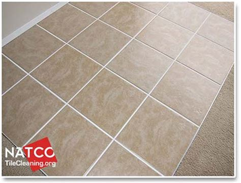 How To Clean Ceramic Floor Tiles And Grout by Cleaning Ceramic Tile Floors And Grout