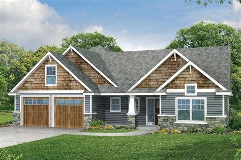 Wood Country House Plans
