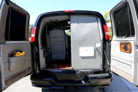 conversion vans with bathrooms find used 2007 gmc savana explorer limited se luxury van conversion w bathroom 2973
